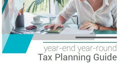 2018 Tax Planning Guide