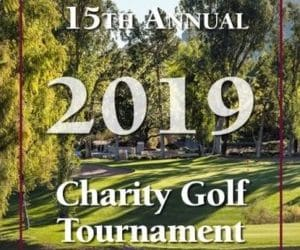 15th Annual 2019 Charity Golf Tournament