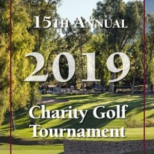 15th Annual 2019 Charity Golf Tournament