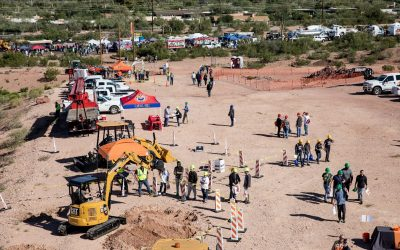 Price Kong & Company Volunteers at 20th Annual Arizona Construction Career Day