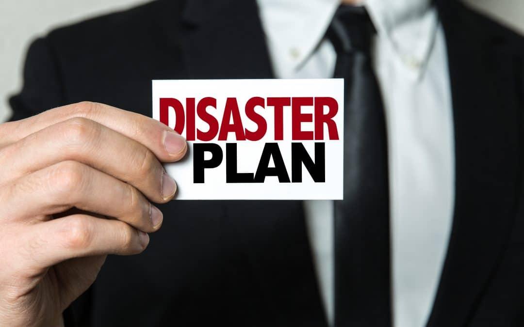 Disaster Scenario Planning