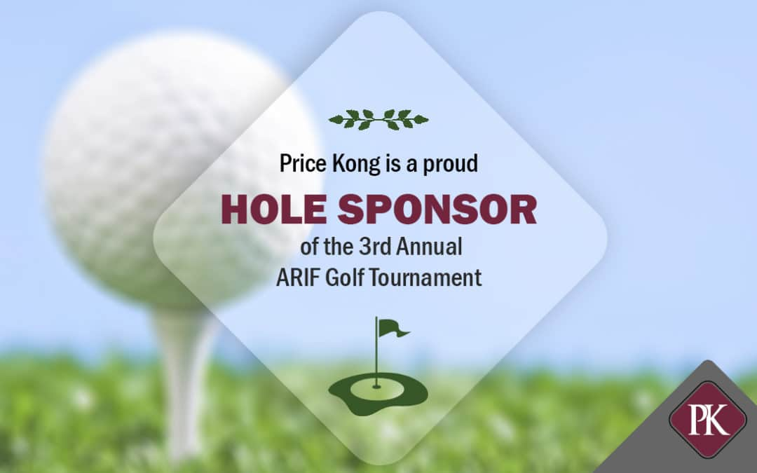 3rd Annual Arizona Roofing Industry Foundation (ARIF) Golf Tournament