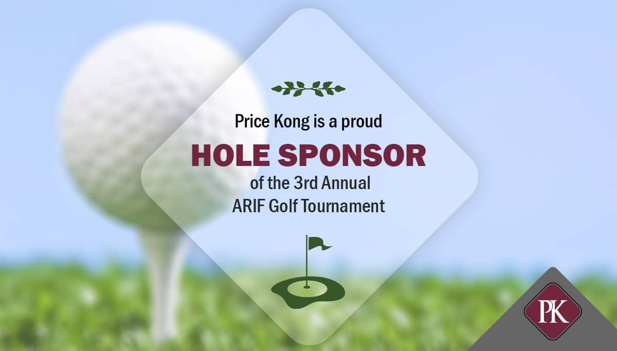 ARIF 2021 Golf Tournament