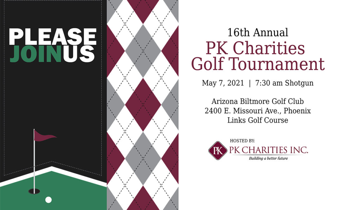 PK Charities 16th Annual Charity Golf Tournament